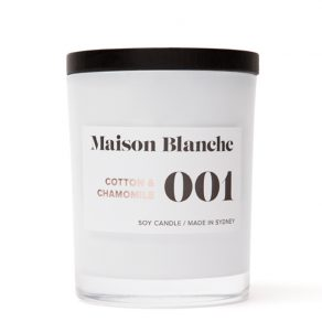 The Fresh Flower Project The-Fresh-Flower-Project_Maison-Blanche-Soy-Candle_Med-292x292 Soy Candle (Medium)